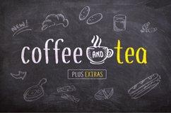 Coffee and Tea (+Bonus Sketches) Product Image 1