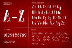 Avery - Christmas Fairy font Product Image 5