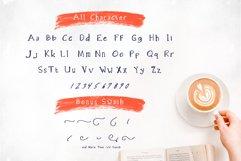 Alpha Anggela - 18 Font styles and 150 Swashes Product Image 4
