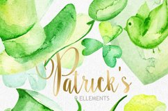 St Patrick's day clipart commercial use, valentine Product Image 2