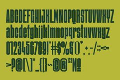 Qanungo - Condensed Font Product Image 6
