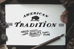 Nations - Hand Drawn Font Product Image 3
