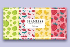 Seamless fruit pattern Product Image 2