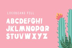 Locobeans Font Duo Product Image 4