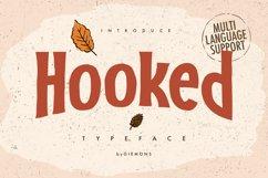 Hooked Typeface Product Image 1