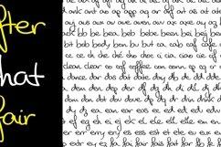 Cedi Typeface layout 8