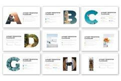 Alphabet - Infographic Template Product Image 2