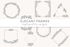 Ink Roses - Elegant roses and frames Product Image 4