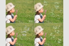 Realistic soap bubble overlays Product Image 2