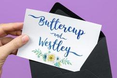 King Basil - sample wedding invitation card