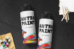 Web Font Antrapol Font Product Image 5