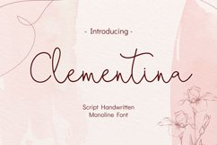 Clementina Product Image 1