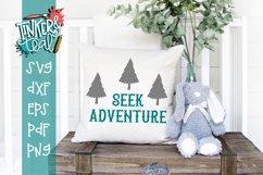 Seek Adventure Nursery SVG Product Image 1