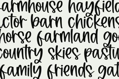 Haystacked - A Handwritten Script Font Product Image 5