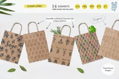 Farm fresh Herbs svg bundle, Svg Png Pdf Eps Ai Product Image 4