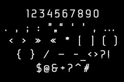 Picanto Font Product Image 4