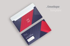 Modern Corporate Branding Identity Stationery Template Product Image 8