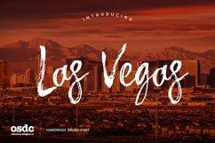 Las Vegas Brush Font Product Image 1