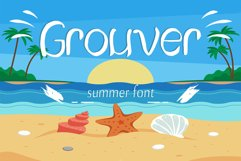 Grouver Font Product Image 1
