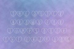 Meet-Cute handwritten font Product Image 4