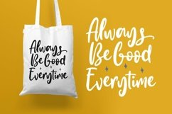 Web Font Smilley - Quirky Lettering Font Product Image 3