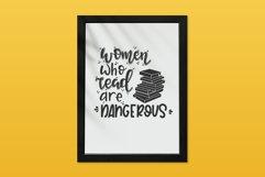 Reading SVG Bundle design set| Book lover SVG Product Image 2