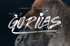 GORILAS Hand Brush Product Image 1