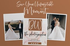 SweetServe | Modern Calligraphy Script Font Product Image 4
