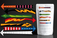Superhero Arrows Illustrations Bundle Product Image 4