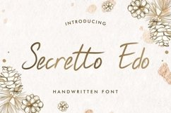 Secretto Edo Product Image 1