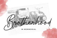 Bastogne Signature Font Product Image 3