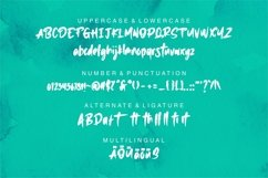 Web Font Marshall - A Fancy Font Product Image 5