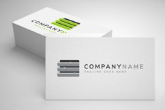 Cyber Server Logo Template Product Image 2