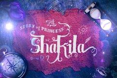 Shakila Typeface Hand Drawn Ornament Product Image 1