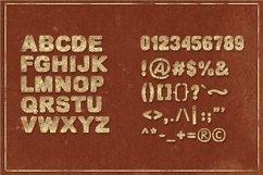 Web Font VINTAGE LAVA Bonus Text Effect Product Image 2