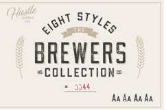 The Brewers Font Collection 8 Fonts Product Image 4