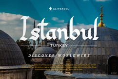 King Malik - Turkish Font Product Image 3