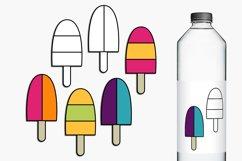 Summer Ice Cream Clip Art Illustrations Product Image 2