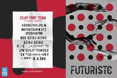 PACK PROMO 5 Zilap Font Team Product Image 3