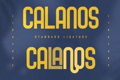 Cafiloser - Modern Sans Serif Product Image 2