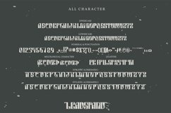 Leadstand | Classic Vintage Font Product Image 4