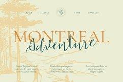 Web Font Eglantine Font Product Image 3