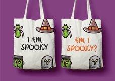 Web Font Spooky Tricks Product Image 4