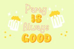 Happy Clover Font Duo Product Image 3