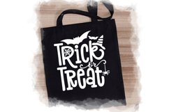 Trick or Treat SVG Cut File Product Image 3