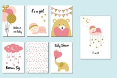 Baby Shower - cards and banners Product Image 2