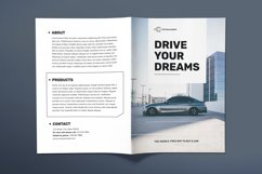 Car Dealership Brochure Bifold Product Image 2