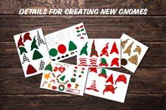 Christmas Gnome SVG, Build your Gnome, Christmas Bundle SVG Product Image 5