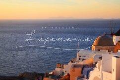 Lafamaria Script Font Product Image 1