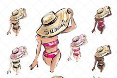 Summer Time Clip Art Product Image 2